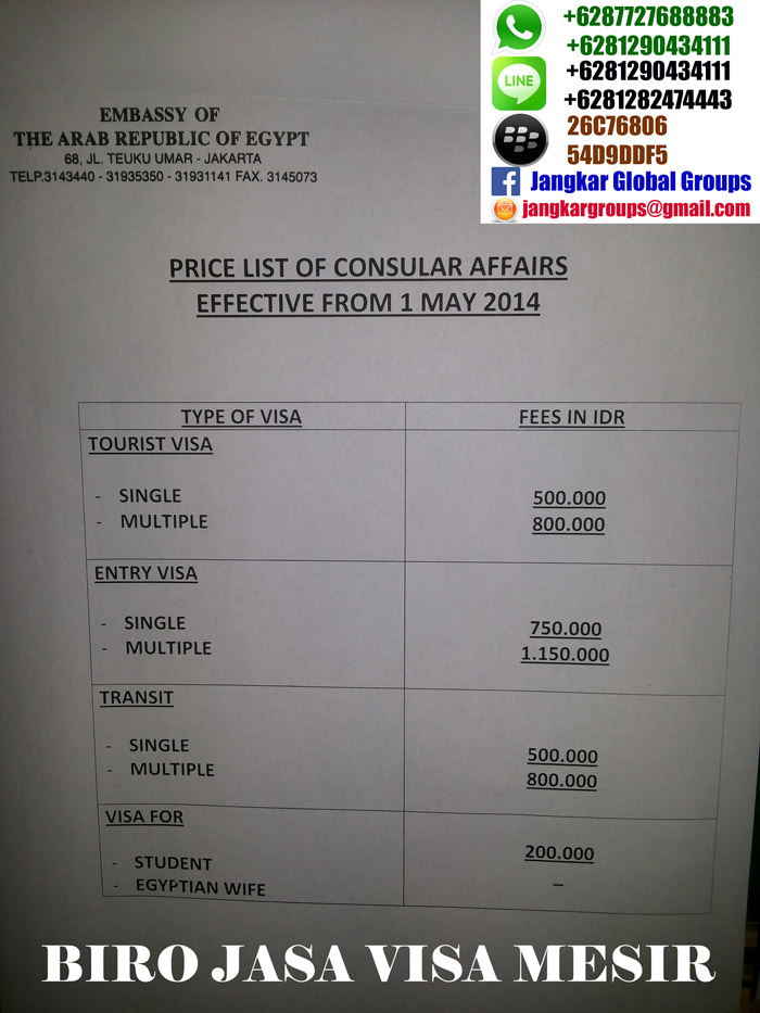 price-list-consular-egypt