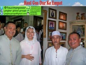 HAUL GUS DUR KE 4