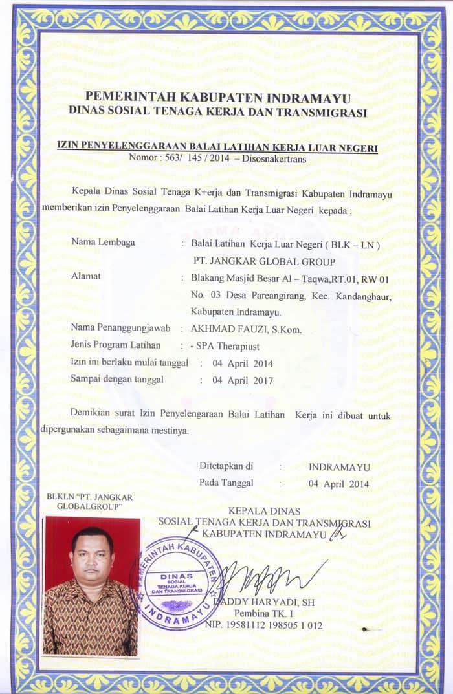 blkln indonesia spa therapist