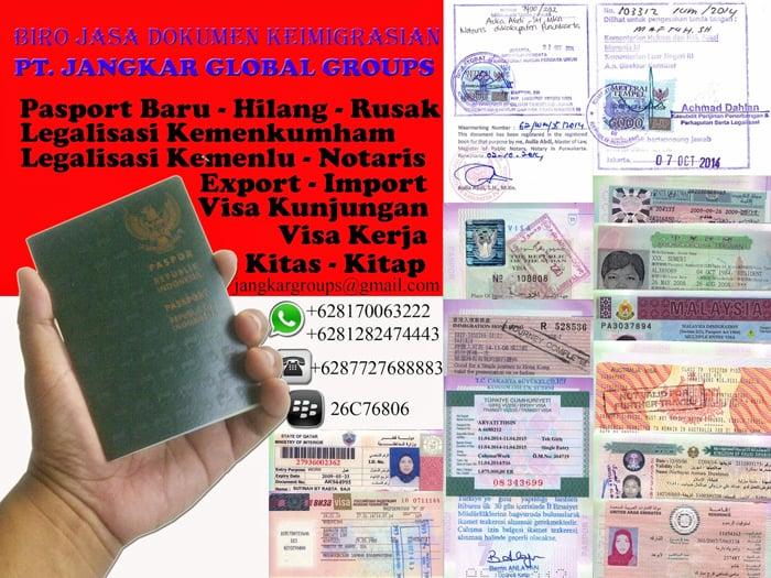 biro jasa pengurusan visa