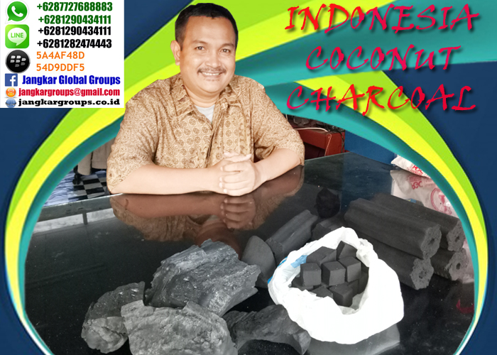 coconut charcoal indonesia