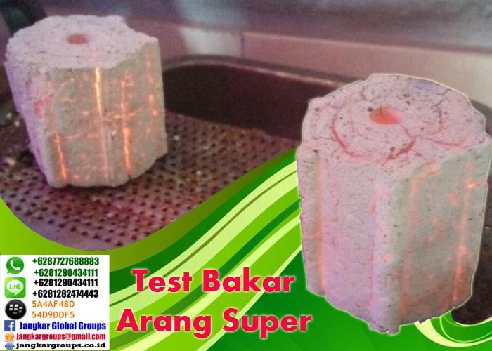 exportir briket arang batok