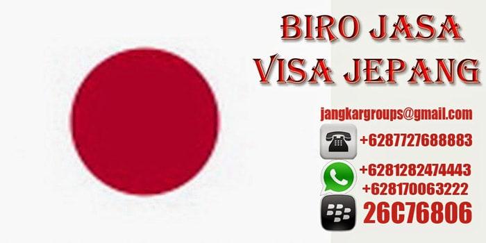 persyaratan visa jepang