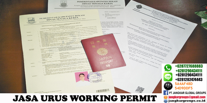 Indonesia Working Permit Agency