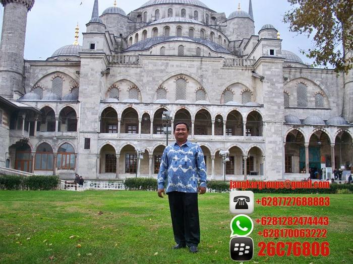 Blue mosque turki