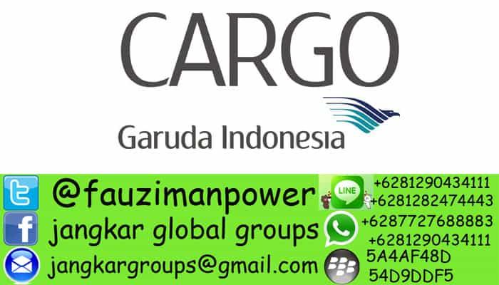 cargo garuda indonesia