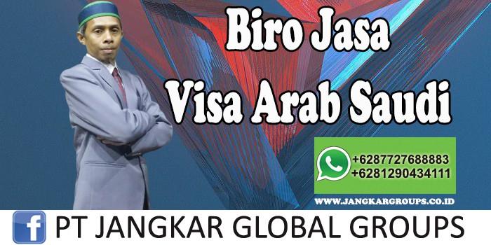 Biro Jasa Visa Arab Saudi