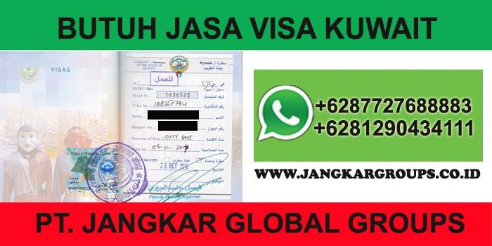 jasa visa kuwait