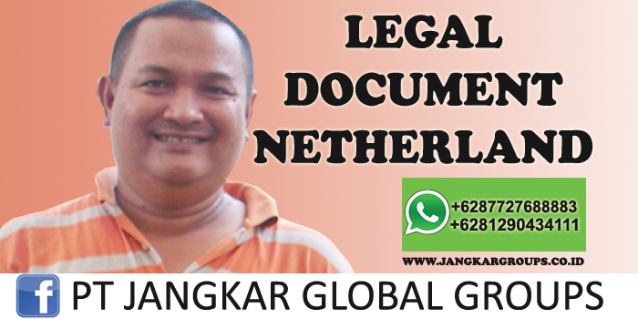 legal document netherland