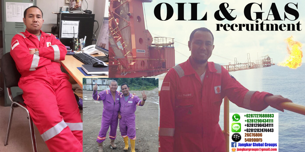 job oil and gas