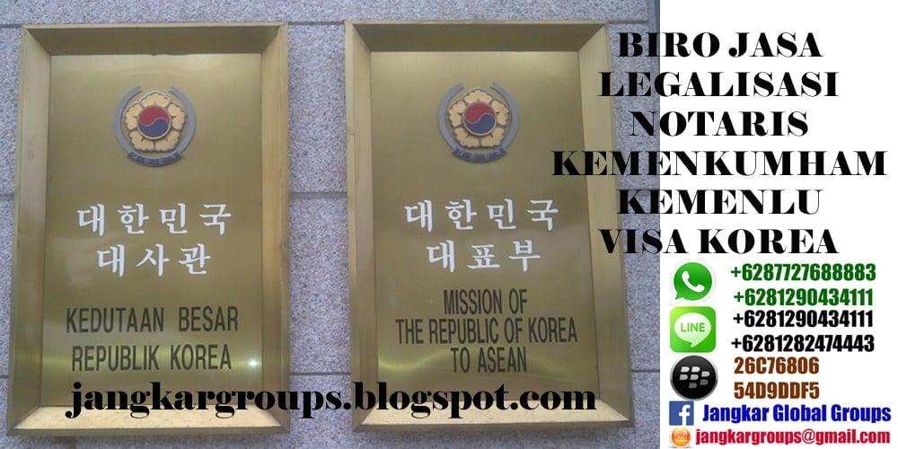 kedutaan korea