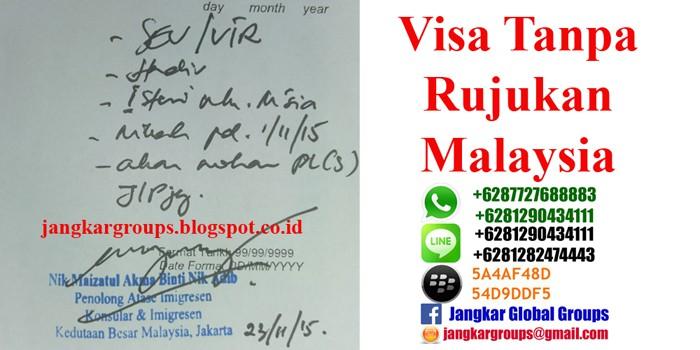 visa-tanpa-rujukan