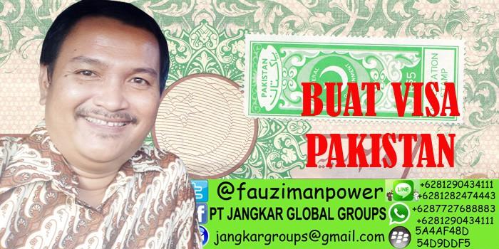 visit visa pakistan