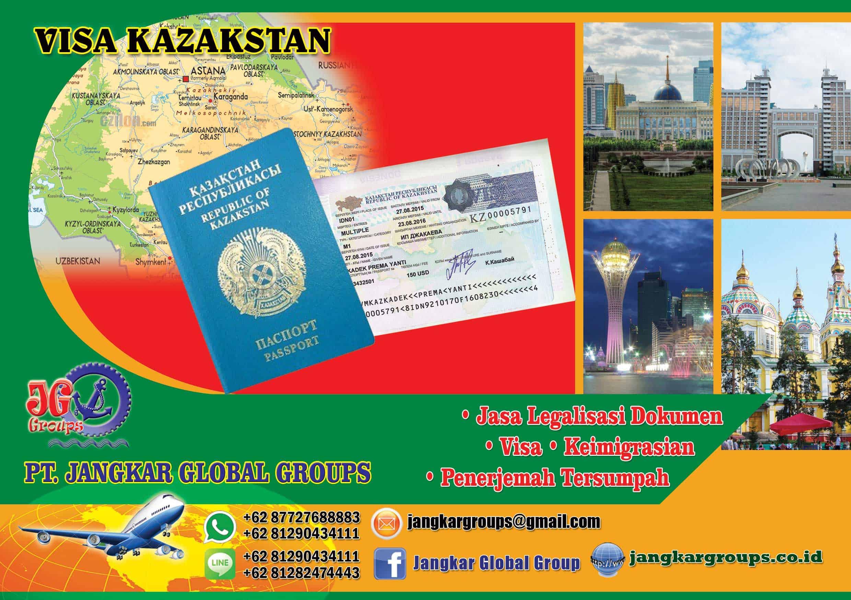 visa kerja kazakhstan