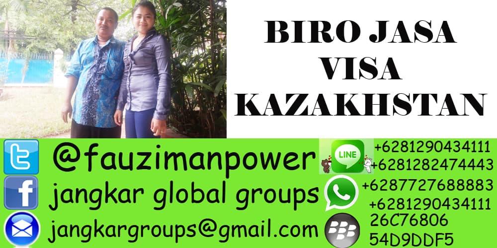 biro jasa kazakhstan