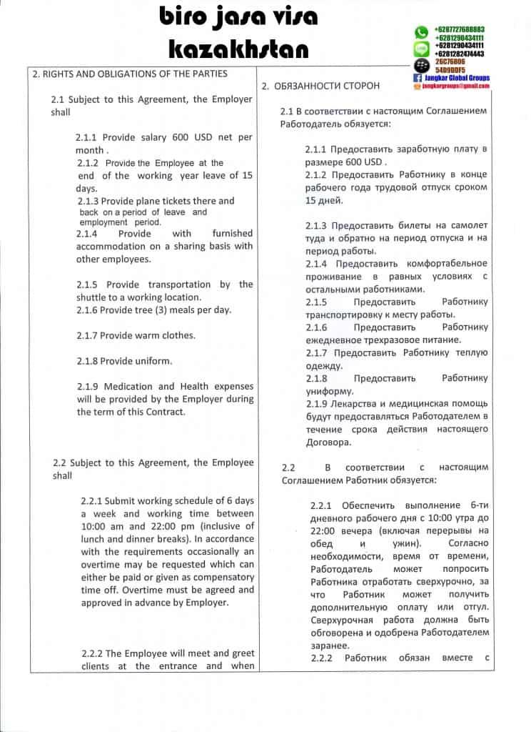 kontrak kerja kazakhstan p2