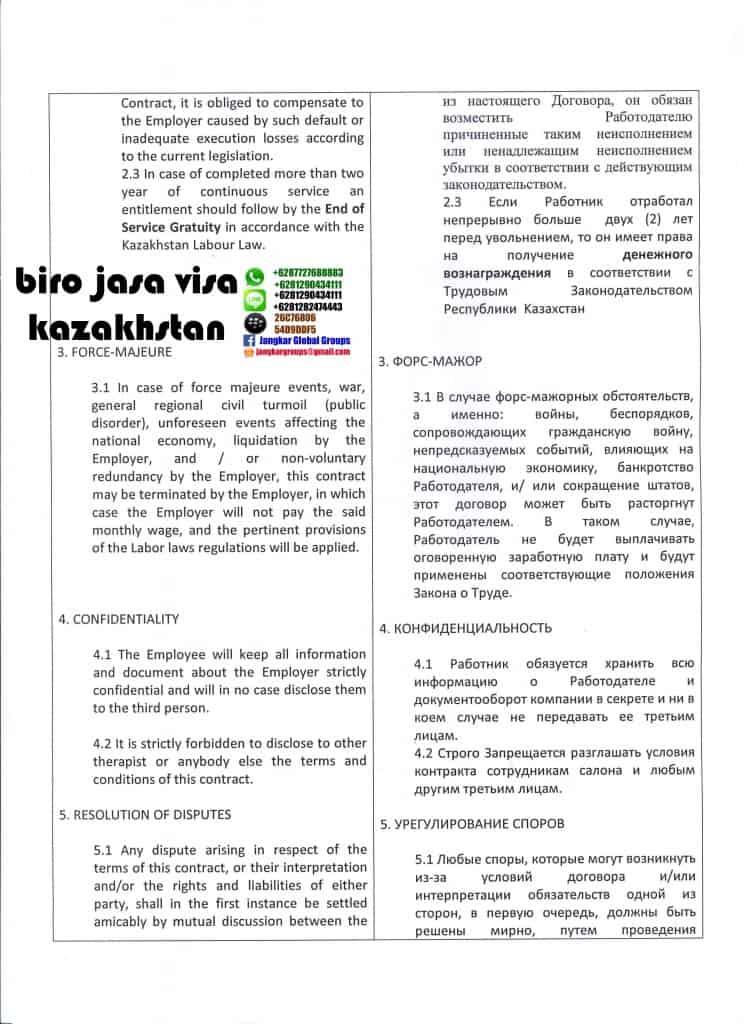 kontrak kerja kazakhstan p3