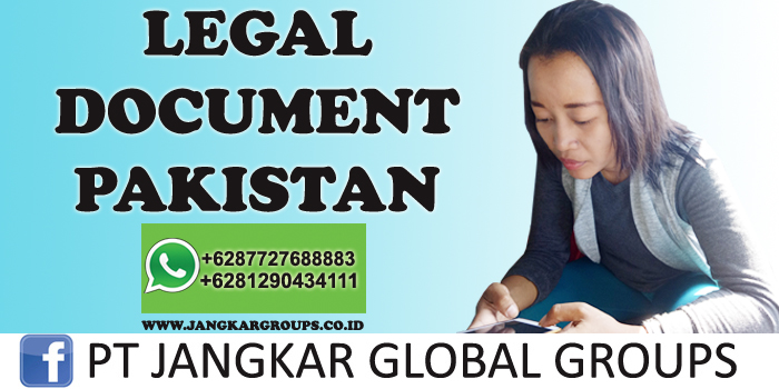 legal document pakistan