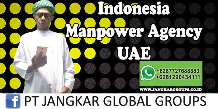 Indonesia Manpower Agency UAE