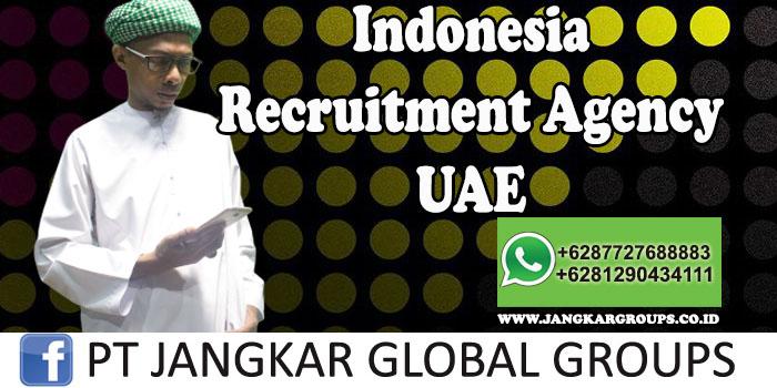 Indonesia Recruitment Agency UAE
