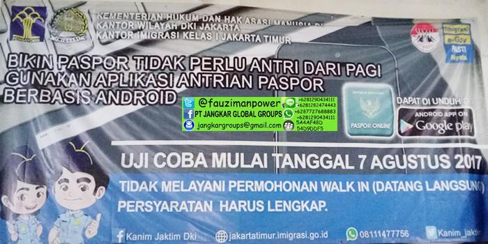 aplikasi antiran paspor