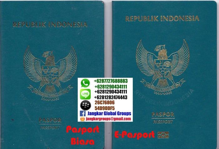 E-Pasport dan aplikasi antrian paspor