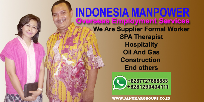 indonesia manpower