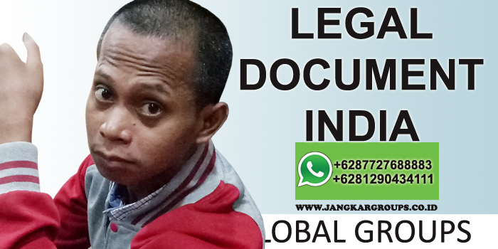 legal document india