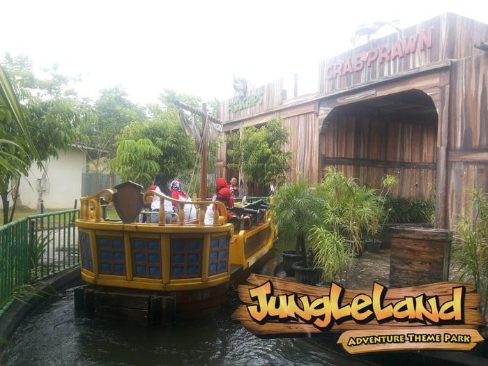 boat blaster jungleland