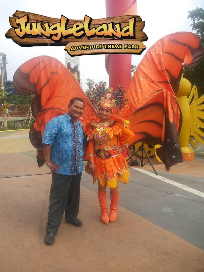 buterfly carnival