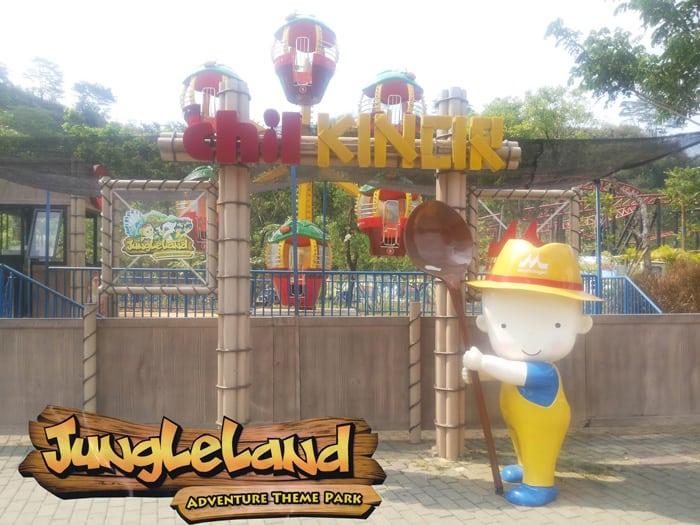 child kincir jungleland