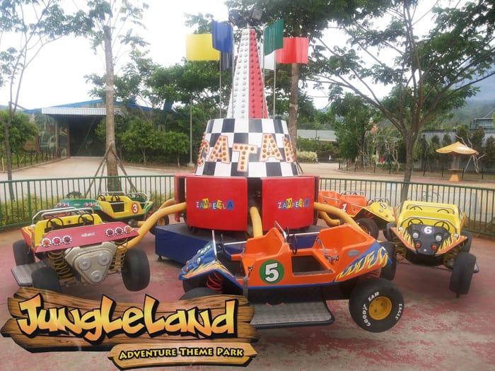 jeep terbang jungleland