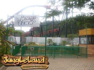 jeep tour jungleland