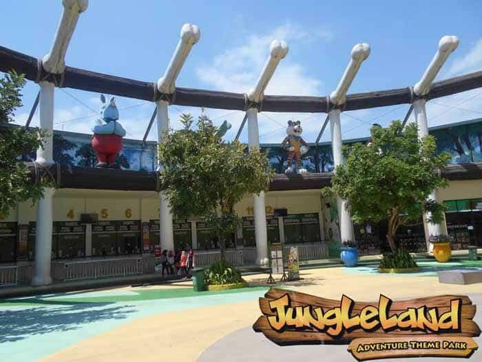 jungleland ticketing