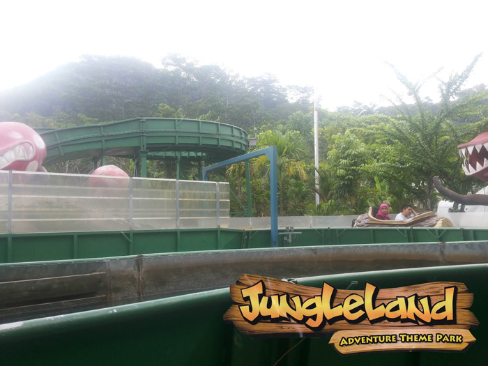 water flume jungleland