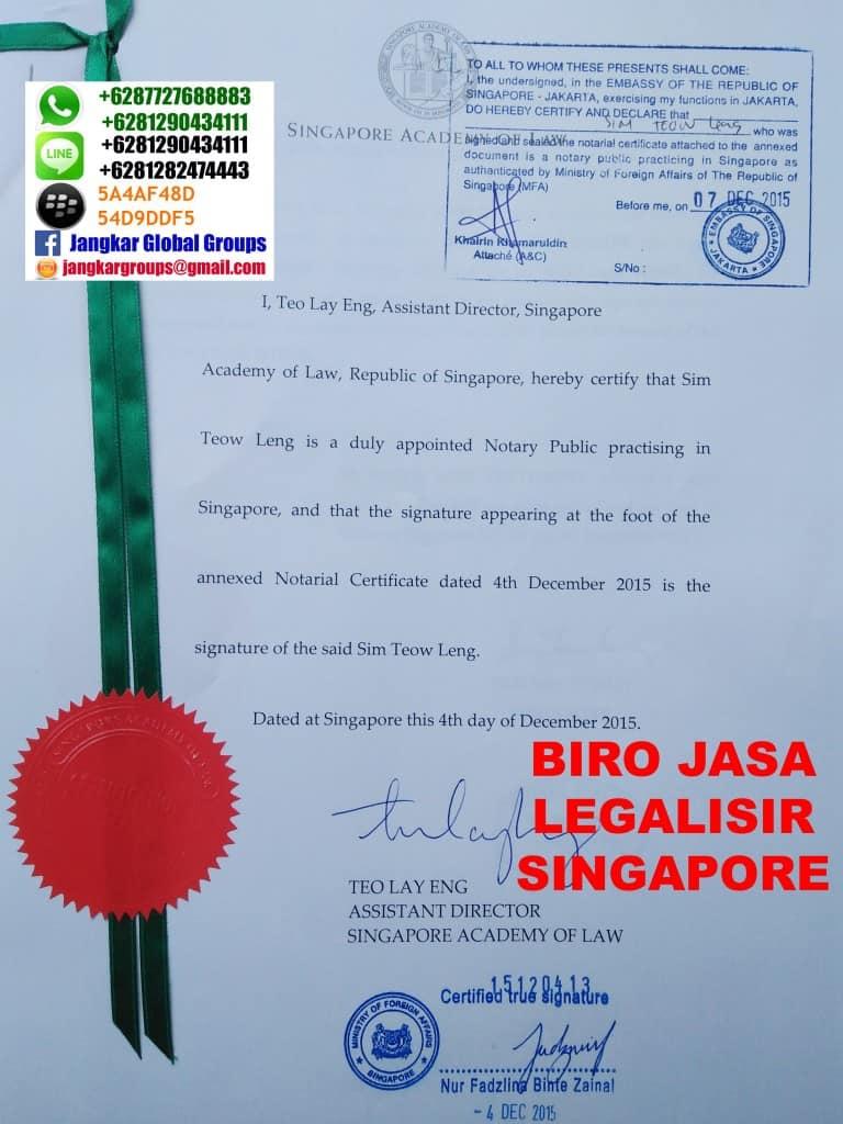 kedutaan singapore
