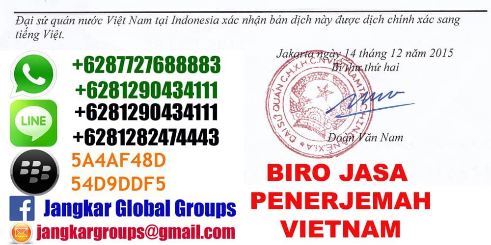 penerjemah vietnam