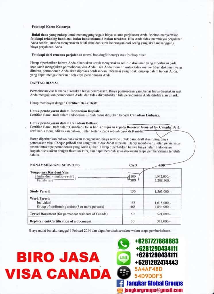 persyaratan visa canada2