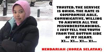 testimoni korea selatan