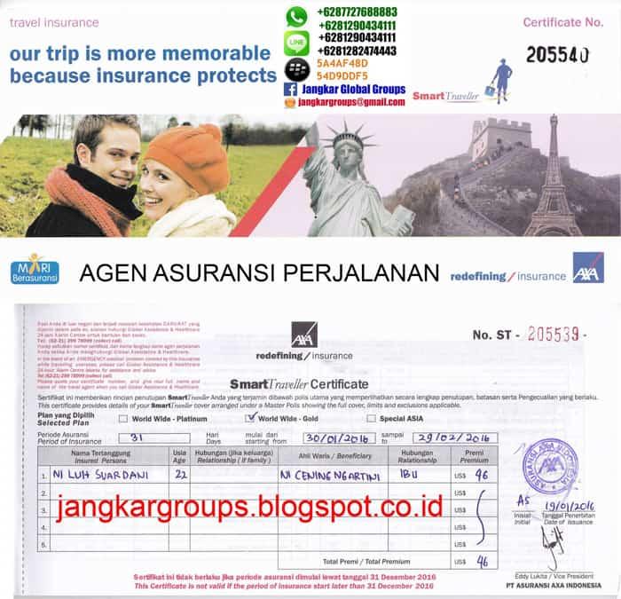 asuransi perjalanan ke turki