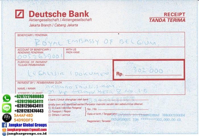 biaya-legalisir-belgia