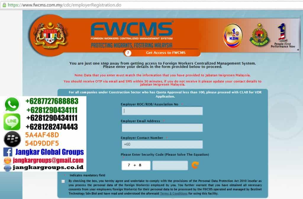 fwcms online