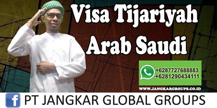 Visa Tijariyah Arab Saudi
