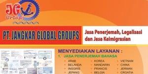 PT JANGKAR GLOBAL GROUPS
