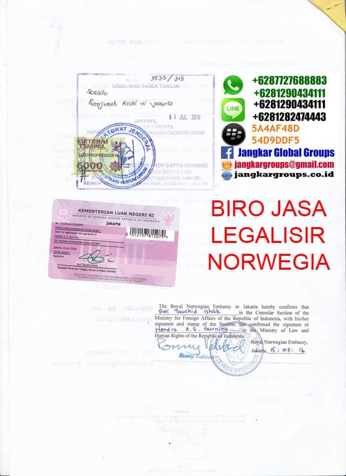 Legalisir transalate skbm3a