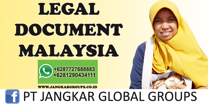 legal document malaysia