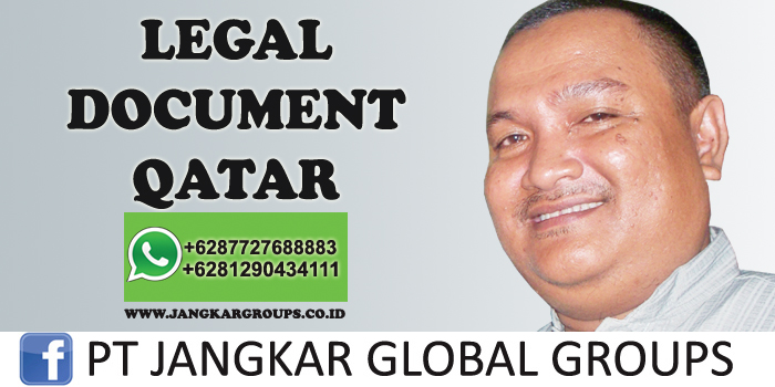 legal document qatar