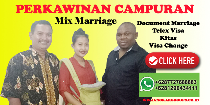 perkawinan campuran mix marriage