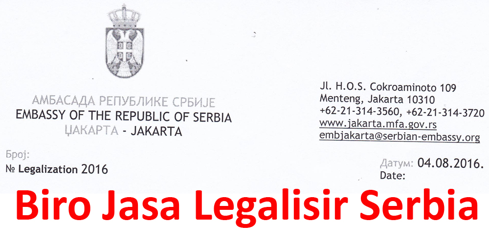 persyaratan menikah wna serbia