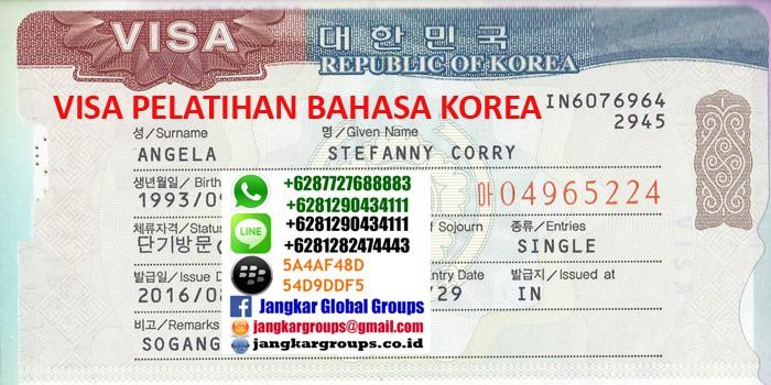 visa-pelatihan-bahasa-korea